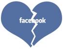 In era Facebook-ului, despartirile dor mai tare