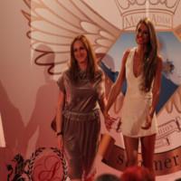 A purtat rochia pregatita pentru Lady Gaga la Bucharest Fashion Week