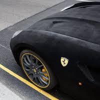 Ferrari-ul de catifea