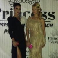 Lora, sexy si provocatoare intr-o rochie transparenta la Mamaia Music Awards