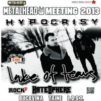 Prima editie a festivalului METALHEAD MEETING face furori! Hypocrisy si Lake Of Tears sunt asteptate pe 21 septembrie la Arenele Romane din Bucuresti