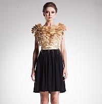 Ea a creat rochia de divort! Silvia Terziu este primul designer roman care aduce in atentia fashionistelor rochia de divort!