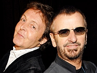Paul McCartney si Ringo Starr aduc o parte din The Beatles pe scena Grammy 2014