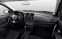 Dacia Logan cu climă digitală automată pentru Rusia
