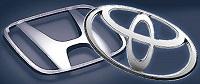 Honda şi Toyota plănuiesc să lanseze automobile cu celule de combustibil