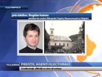 """Video: Mitropolia cere credinciosilor sa voteze cu un presedinte care sa fie """"crestin, ortodox, roman"""""""