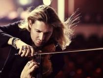 Celebrul violonist David Garrett va concerta in Romania