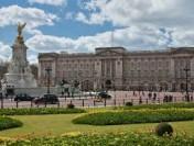 Palatul Buckingham poate fi vizitat online in 3D, datorita Google