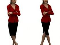 Atentie la postura corpului! prima impresie conteaza