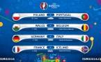 Euro 2016: Cote si pronosticuri pentru sferturile de finala