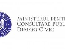 Ministerul pentru Consultare Publică și Dialog Civic lansează EU-Consultare în sprijinul societății civile din România pentru a participa activ în procesul decizional european
