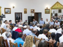 """""""În dialog cu fermierii"""": întâlnire cu reprezentanți ai sectorului vegetal"""