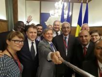Premierul Cioloș: Susținem dezvoltarea industriilor culturale și creative atât pentru potențialul de dezvoltare în economie, cât și pentru beneficiile sociale