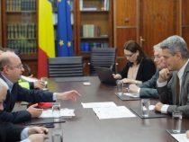 Întrevedere a ministrului Muncii cu reprezentanții Sindicatului Pro Lex