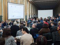 """Dezbaterea """"Mobilitate, educație, angajare – premise pentru integrarea persoanelor cu dizabilități în societate"""", organizată la Guvern"""