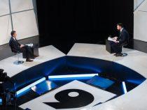 """Premierul Sorin Grindeanu a participat la Emisiunea """"România 9"""", cu Ionuț Cristache, transmisă de TVR 1"""