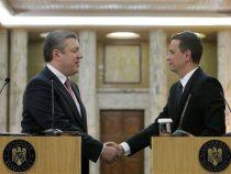 Vizita oficială a premierului georgian, Giorgi Kvirikashvili, în România