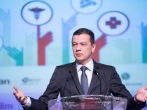 Premierul Sorin Grindeanu a participat la conferința International Health Forum (IHF), organizată de Asociaţia Producătorilor de Medicamente Generice din România (APMGR)