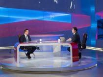 """Premierul Sorin Grindeanu a participat la emisiunea """"Punctul de întâlnire"""" – Antena 3, moderată de Radu Tudor"""
