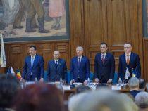 Premierul Sorin Grindeanu a participat la Conferința rectorilor și președinților Senatelor din universitățile acreditate, organizată la Academia de Studii Economice
