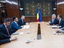 Întâlnirea premierului Sorin Grindeanu cu reprezentanții Fondului Monetar Internațional