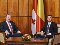 Declarația Comună a Prim-miniștrilor României și Georgiei cu ocazia aniversării a 25 de ani de la stabilirea relațiilor diplomatice bilaterale