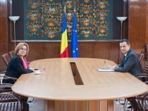Întrevederea premierului Sorin Grindeanu cu ambasadorul Republicii Libaneze