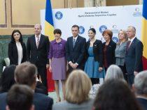 """Discursul premierului Sorin Grindeanu la evenimentul de lansare în România a """"Parteneriatului Global Opriți Violența Împotriva Copiilor"""" și a campaniei """"Nu e normal să fie normal, violența împotriva copiilor este inacceptabilă"""",derulate în parteneriat cu UNICEF în România"""