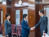Întâlnirea premierului Sorin Grindeanu cu ambasadorul Republicii Turcia