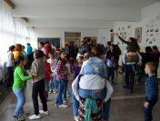 Cutia cu Zambete – Petrecere de Paste si cadouri pentru 120 de copii din 7 centre de plasament din Constanta