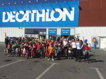 Decathlon Foundation Day 2017, la Constanta: sport, distractie, cadouri pentru 160 de copii din centre de plasament