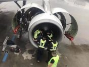 O batrana reuseste sa deturneze un avion dupa ce a aruncat monede in unul dintre motoare
