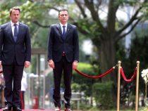 Premierul Grindeanu l-a primit, la Palatul Victoria, pe omologul său luxemburghez, Xavier Bettel
