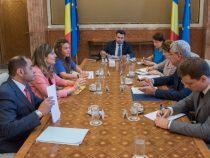 Întâlnirea premierului Mihai Tudose cu reprezentanți ai Ambasadei Regatului Spaniei în România