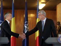 Declaraţii de presă comune susținute de premierul Mihai Tudose și de secretarul general al NATO, Jens Stoltenberg