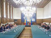 Premierul Mihai Tudose s-a întâlnit cu reprezentanții Uniunii Naționale a Patronatului Român