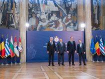 Participarea premierului Mihai Tudose la reuniunea cvadrilaterală Serbia – Bulgaria – Grecia – România