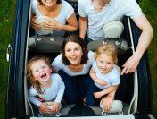 Activități cu copiii la drum lung