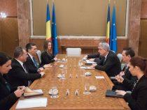 Întâlnirea premierului Mihai Tudose cu reprezentanții companiei Ford