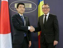 Vicepremierul Paul Stănescu s-a întâlnit cu o delegație oficială și economică din Japonia, condusă de Kotaro Nogami, director adjunct al cabinetului prim-ministrului Japoniei, șeful misiunii economice