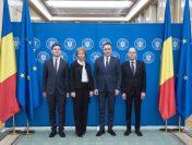 Premierul interimar Mihai-Viorel Fifor: Mesaj de angajament ferm al Guvernului în pregătirea mandatului României la Președinția Consiliului UE și colaborarea în cadrul Trio-ului de Președinții