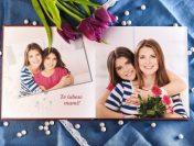 Aduna fotografiile cele mai frumoase intr-o fotocarte cadou de Ziua Femeii