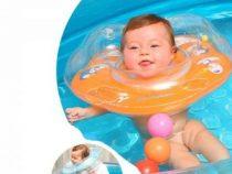 Utilitate, distractie, sanatate: colacul de gat pentru bebelusi