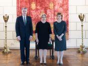 Întrevederea premierului Viorica Dăncilă cu Familia Regală a României