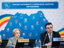 Participarea premierului Viorica Dăncilă la Adunarea Generală a Uniunii Naționale a Consiliilor Județene din România