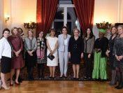 Participarea prim-ministrului Viorica Dăncilă la dineul oferit de Michele Ramis, ambasadorul Franței în România, cu prilejul zilei Internaționale a Femeii