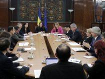 Întrevederea premierului Viorica Dăncilă cu delegația FMI
