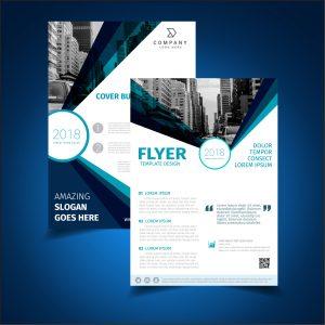 model flyere