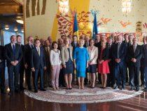 Participarea doamnei Prim-ministru Viorica Dăncilă la reuniunea Șefilor de Misiuni diplomatice din statele membre ale Uniunii Europene (HOMS) acreditați la București