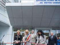 """Vizita premierului Viorica Dăncilă la Spitalul Clinic de Copii """"Dr. Victor Gomoiu"""""""